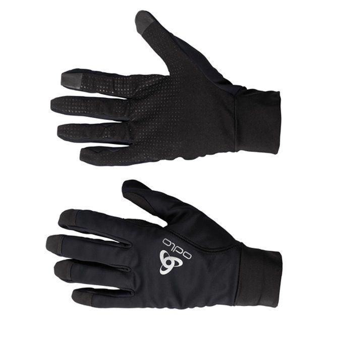 Zeroweight Warm Gloves NERO