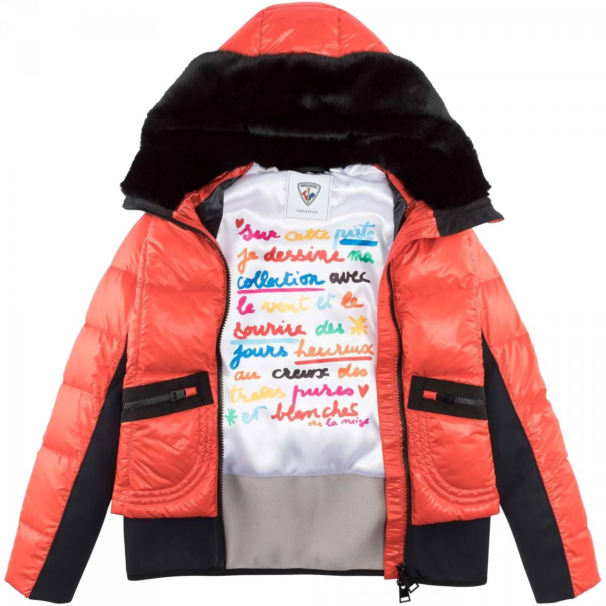 Vêtements Bomber Ski Rzqre8vx Yakima Femme Veste Rossignol X7qAZ