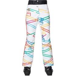 Ski pants JC De Castelbajac Hurons Print Woman