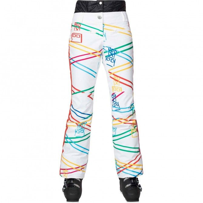 Pantalones esquí JC De Castelbajac Hurons Print Mujer
