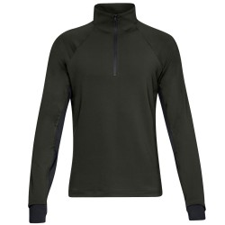 Maglia running Under Armour ColdGear Reactor 1/2 Zip Uomo