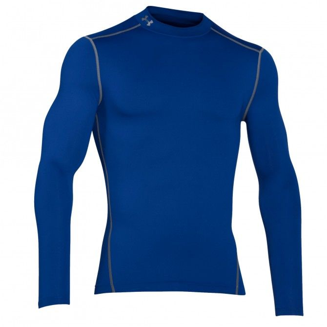 Pullover running Under Armour ColdGear Armour Compression Homme