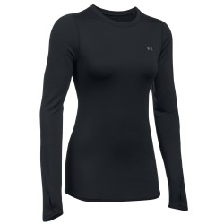 Pullover running Under Armour ColdGear Armour Fitted Femme