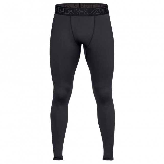 Leggings running Under Armour ColdGear Homme