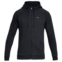 Felpa Under Armour Rival Fleece Full Zip Uomo
