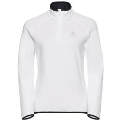 Midlayer Odlo Carve Warm 1/2 zip