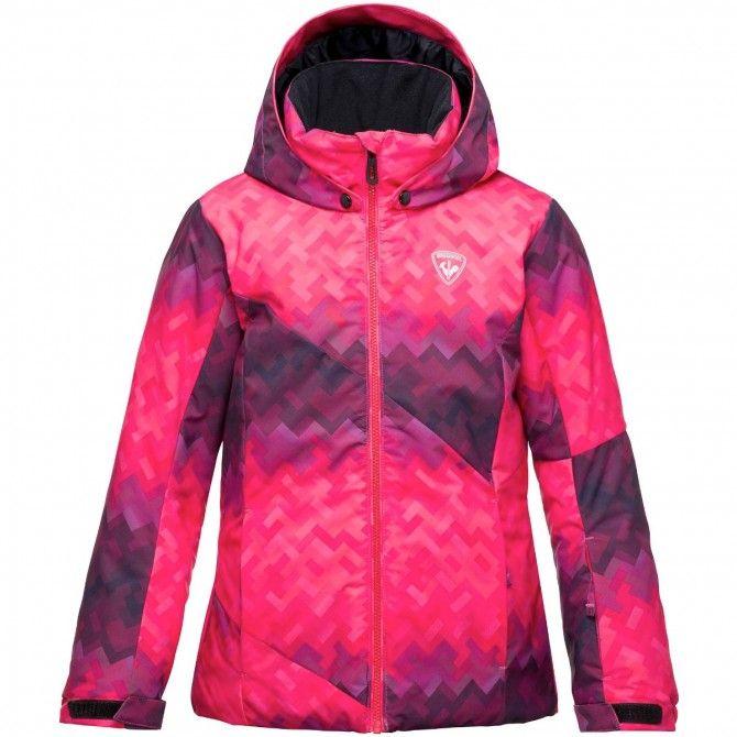 auténtica venta caliente diseñador de moda mejor baratas Chaqueta esquí Rossignol Print Ski Niña - Ropa esquí