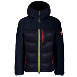Down jacket Colmar Originals Behind Man navy