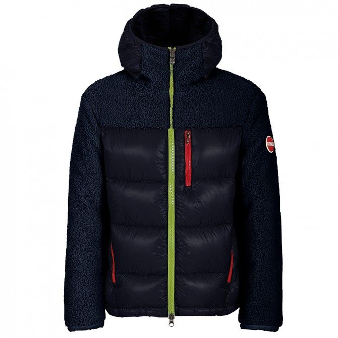Down jacket Colmar Originals Behind Man navy