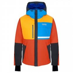 Chaqueta esquí Colmar Space Race Hombre naranja