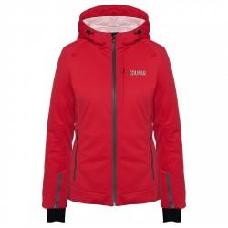 Ski jacket Colmar Pemberton Woman red
