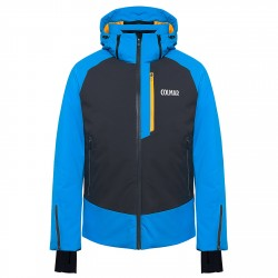 Ski jacket Colmar Greenland Man blue