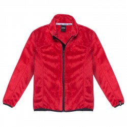 Fleece Colmar Plush Girl red