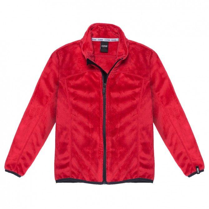 Fleece Colmar Plush Girl red