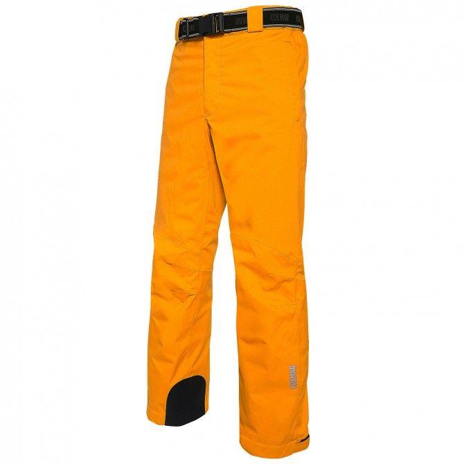 Pantalone sci Colmar Sapporo Uomo arancione