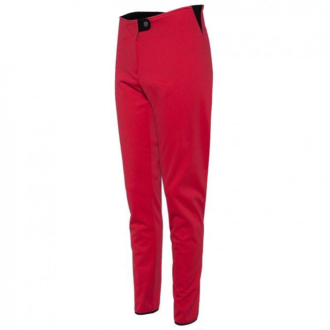 Pantalone sci Colmar Soft Donna rosso