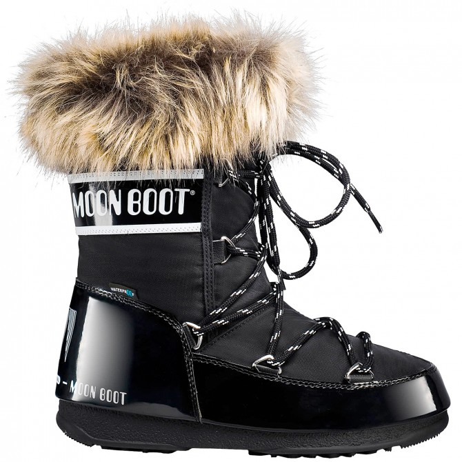 Doposci Moon Boot W.E. Monaco Low Wp Donna bianco MOON BOOT Doposci donna