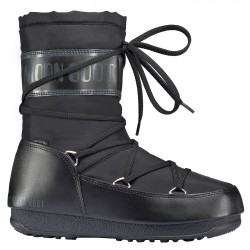 Après ski Moon Boot W.E. Shade Mid Wp Woman black