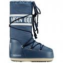 Après-ski Moon Boot Nylon Junior azul