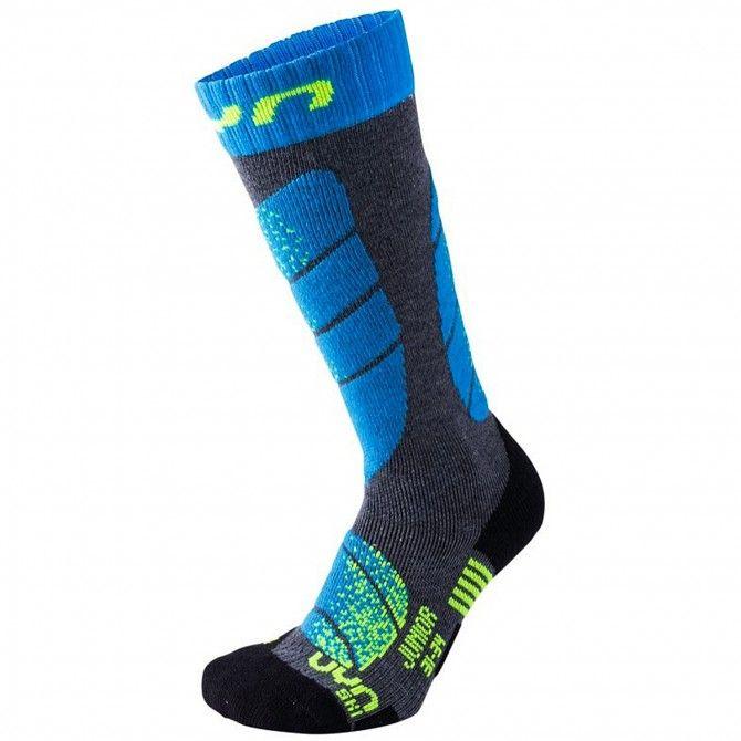 uyn calze sci  Calze sci Uyn Junior - Intimo tecnico sci
