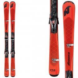 Ski Nordica Gt Speedmachine 80 Evo + fixations N Pro X-Cell Evo