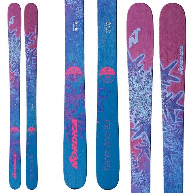 Ski Nordica Santa Ana 93