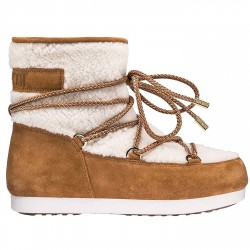 Après-ski Moon Boot Far Side Low Shearling Femme
