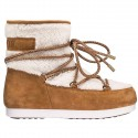 Après-ski Moon Boot Far Side Low Shearling Mujer