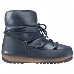 Après-ski Moon Boot Low Nylon Wp Mujer