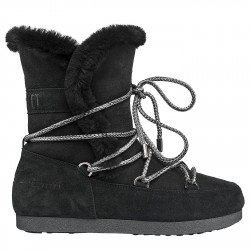 Après-ski Moon Boot Far Side High Shearling Femme