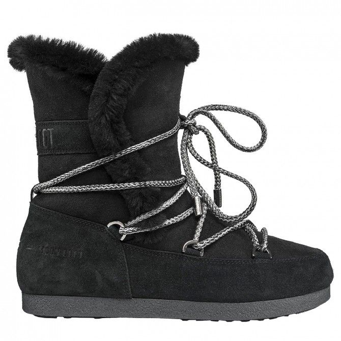 Après-ski Moon Boot Far Side High Shearling Mujer