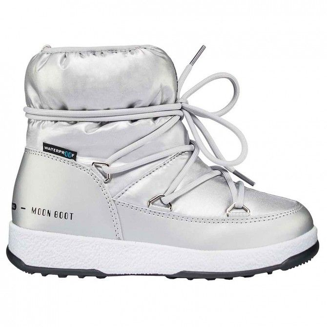 Après-ski Moon Boot Low Nylon WP Girl (30-35)