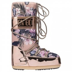 Après-ski Moon Boot Tropical Mirror Mujer