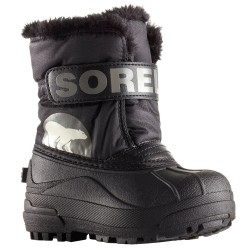 Après-ski Sorel Commander Junior grey-black (25-31)