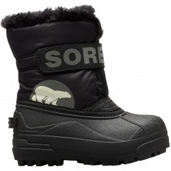 Doposci Sorel Cumberland Junior nero-royal-giallo