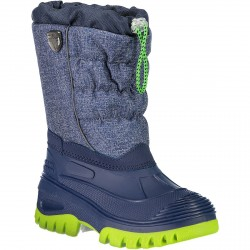 Après-ski Cmp Hanki Mel Junior blue-green (25-32)