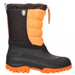 Après-ski Cmp Hanki Junior black-orange