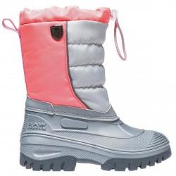 Après-ski Cmp Hanki Junior gris-rosa