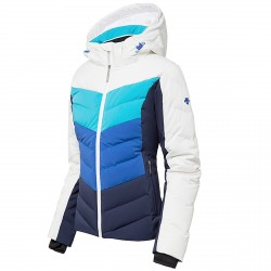 Ski down jacket Descente Mabel Woman