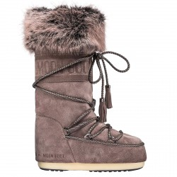 Après-ski Moon Boot Velvet Woman