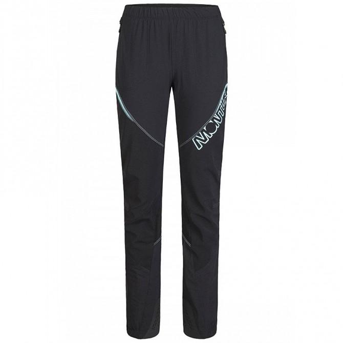 Pantalone Montura Upgrade 2 Donna nero-fucsia