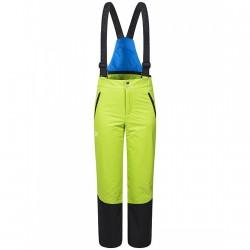 Pantalone sci Montura Ski 2 Bambino verde acido