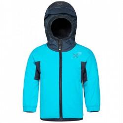 Chaqueta esquí Montura Snow Baby azul claro
