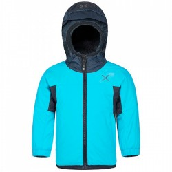 Veste ski Montura Snow Baby bleu clair