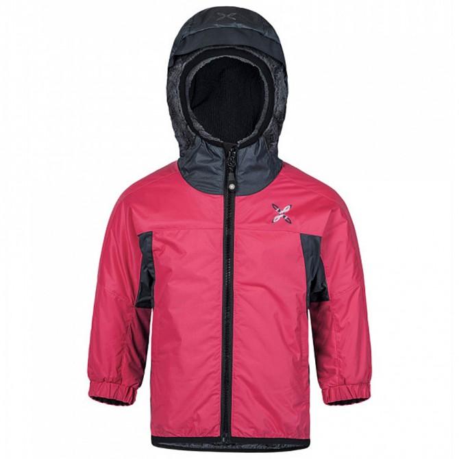 Chaqueta esquí Montura Snow Baby rosa