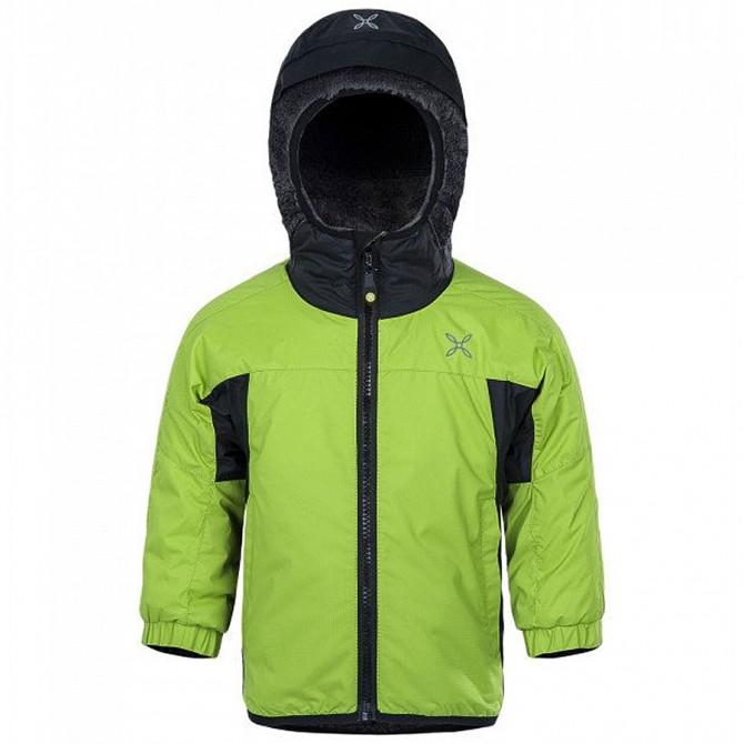 Ski jacket Montura Snow Baby acid green