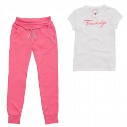 ensemble Freddy Spice pantalon + t-shirt Girl