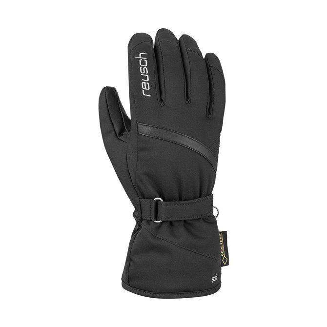 Guanti Sci Reusch Alexa GTX® nero-grigio