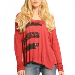 t-shirt Guess Love femme