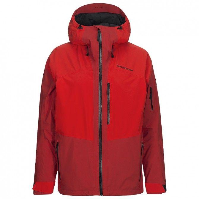 Ski jacket Peak Performance Gore-Tex Gravity Man